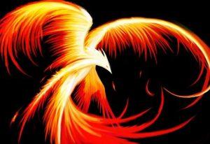Phoenix-Egyptian
