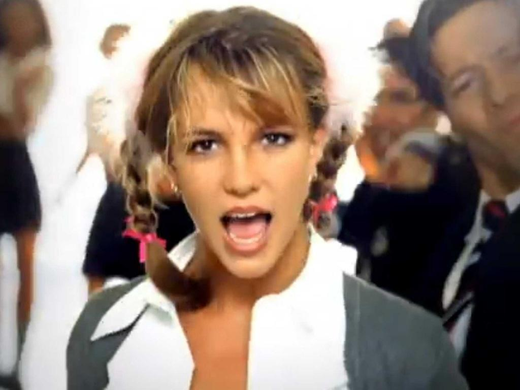 Britney Spears Baby One More Time Music Cd: Subtle Words By Prannay Jha